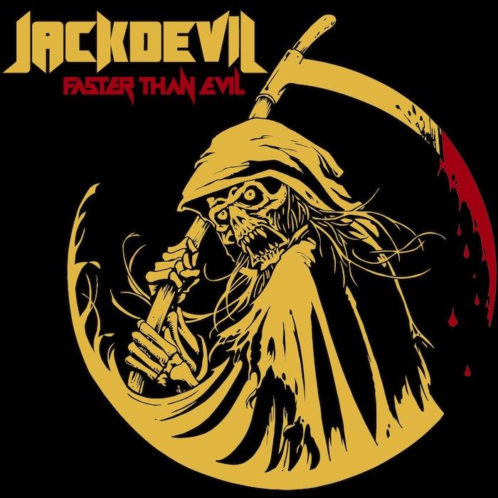 Capa - JackDevil - Faster Than Evil