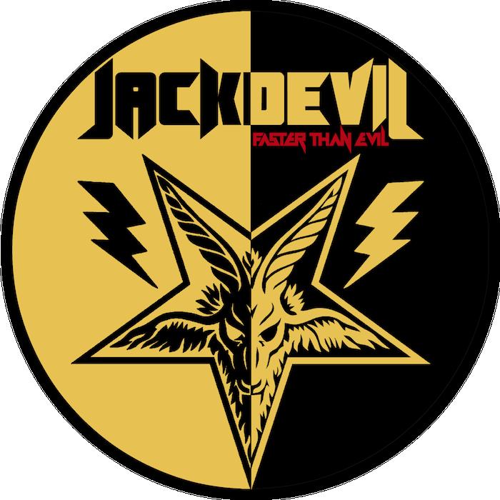 Cd - JackDevil - Faster Than Evil